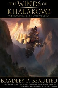 The Winds of Khalakovo (Lays of Anuskaya, #1)