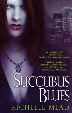 Succubus Blues (Georgina Kincaid, #1)