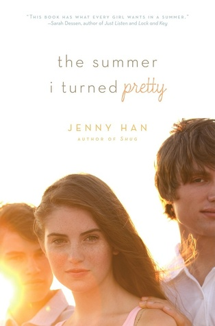 Book Cover The Summer I Turned Pretty by Jenny Han