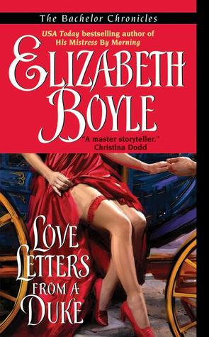Love Letters From a Duke by Elizabeth Boyle