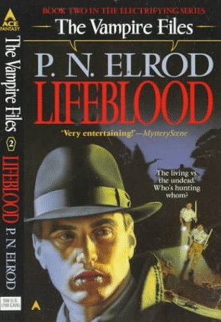 Lifeblood by P.N. Elrod