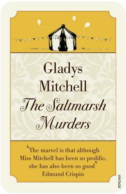 The Saltmarsh Murders