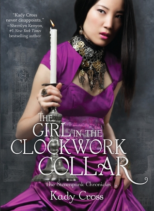 The Girl in the Clockwork Collar - Kady Cross epub download and pdf download
