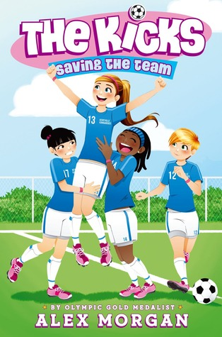 Saving the Team (The Kicks, #1)
