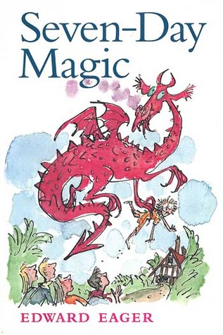 Seven-Day Magic (Tales of Magic, #7)