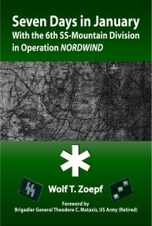 Download Seven Days In January: With the 6th SS Mountain Division in Operation Nordwind FB2