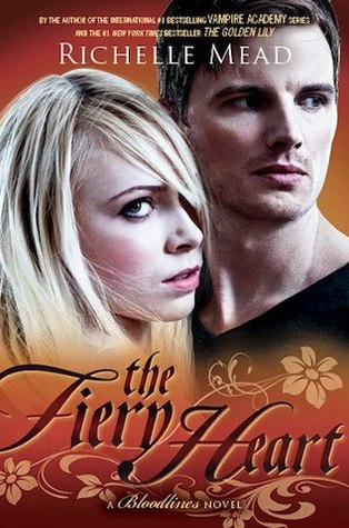 The Fiery Heart (Bloodlines)