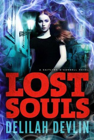 Lost Souls (Caitlyn O'Connell, #2)