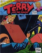 Terry and the Pirates: Out of the Frying Pan (Volume 13)