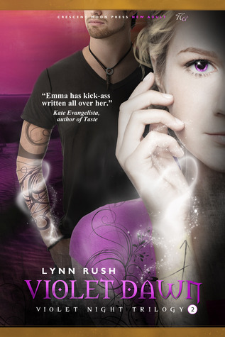 {Book Blitz+KINDLE Giveaway} Violet Dawn by Lynn Rush