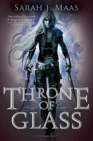 Win a SIGNED Copy of Throne of Glass