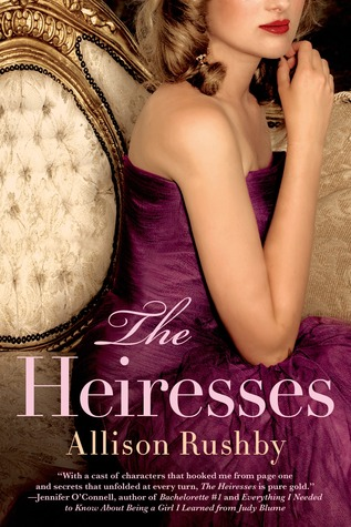 16147198 The Heiresses Blog Tour