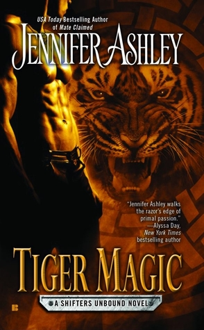 Tiger Magic (Shifters Unbound, #5)
