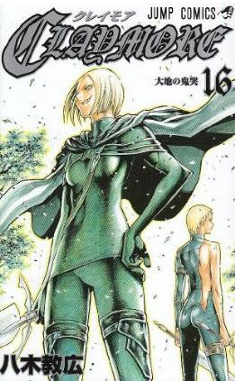 Claymore, Vol. 16 by Norihiro Yagi