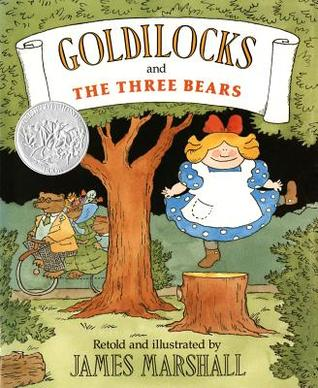 Goldilocks And The Three Bears By James Marshall Reviews