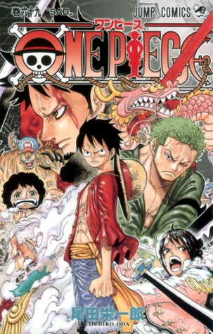 One Piece, Volume 69: SAD (One Piece, #69)