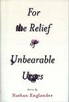 For The Relief of Unbearable Urges: Short Story