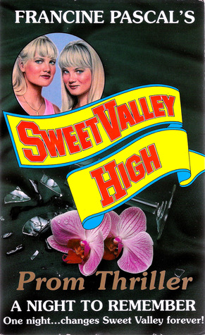 A Night to Remember (Sweet Valley High Magna Editions #3)
