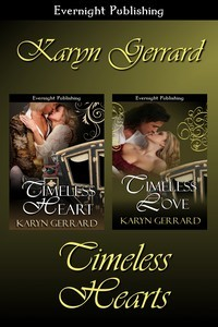 Timeless Hearts by Karyn Gerrard