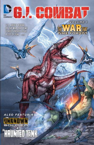 G.I. Combat, Vol. 1: The War That Time Forgot