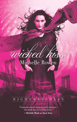 Wicked Kiss by Michelle Rowen