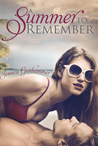 Book Cover A Summer to Remember by Jessica Gunhammer