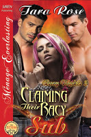 Claiming Their Racy Sub (Racy Nights #2)