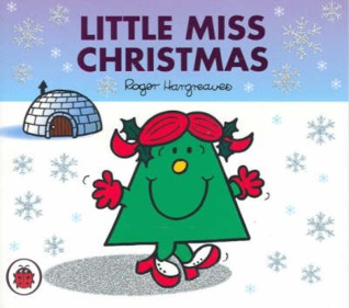 Little Miss Christmas by Adam Hargreaves