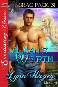 A Man's Worth (Brac Pack #31)