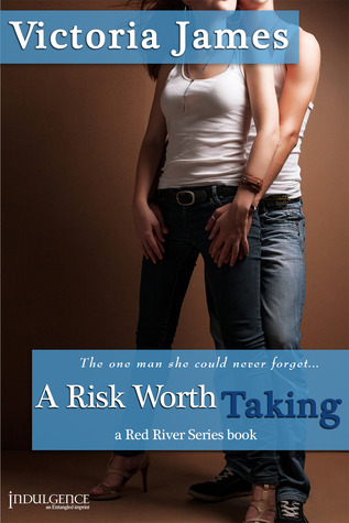 Post Thumbnail of Review: A Risk Worth Taking by Victoria James