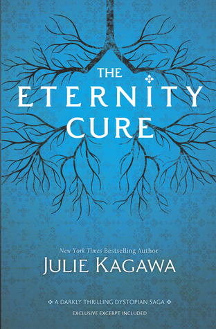 Book Cover The Eternity Cure by Julie Kagawa