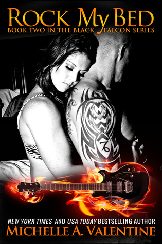 Rock My Bed (Black Falcon, #2)