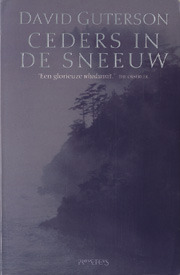 Ceders in de sneeuw by David Guterson