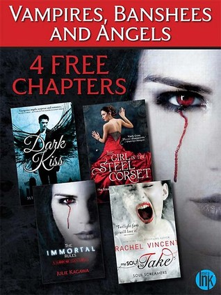 Vampires, Banshees and Angels by Julie Kagawa