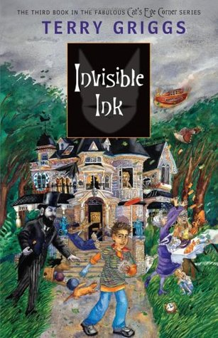 Invisible Ink (Cat's Eye Corner, #3)