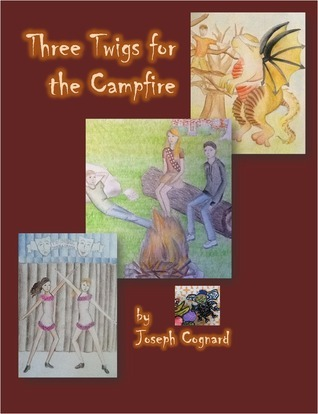 Three Twigs for the Campfire by Joseph Cognard