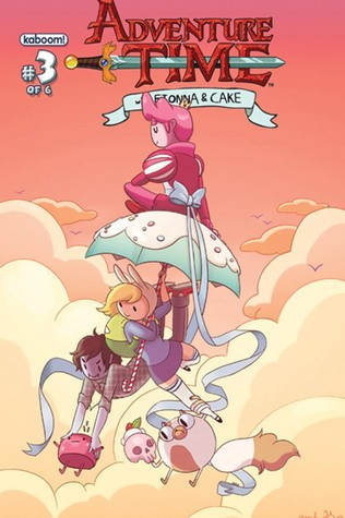 Adventure Time with Fionna & Cake (Issue #3)