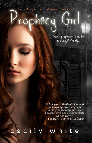 Blog Tour ~ The Prophecy Girl by Cecily White [Review + Giveaway]