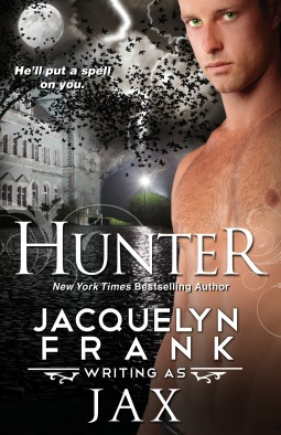 Hunter by Jacqueline Frank writing as JAX