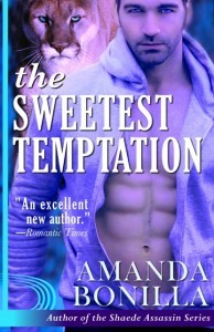The Sweetest Temptation by Amanda Bonilla