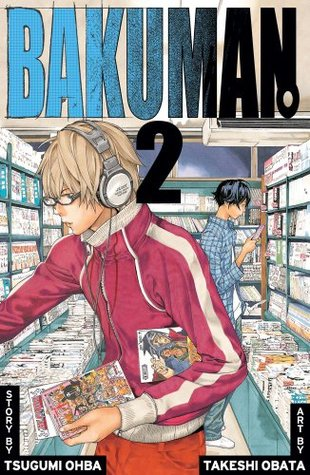 Bakuman, Volume 2: Chocolate and Akamaru