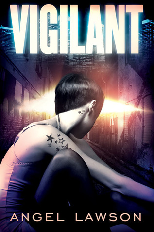 Book Cover Vigilant by Angel Lawson