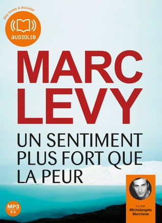 miniature couverture livre audio un sentiment plus fort que la peur marc levy audiolib