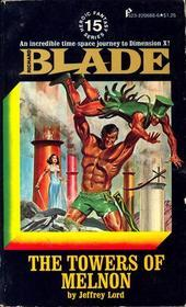 Read The Towers of Melnon (Richard Blade #15) PDB