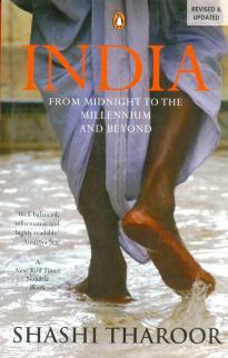 India From Midnight To The Millennium by Shashi Tharoor