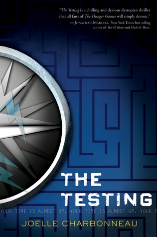 Book Review: The Testing (The Testing  #1) by Joelle Charbonneau