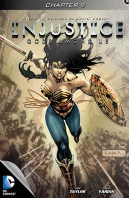 Injustice: Gods Among Us #9