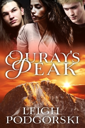 Ouray's Peak by Leigh Podgorski
