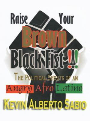 Raise Your Brown Black Fist by Kevin Alberto Sabio