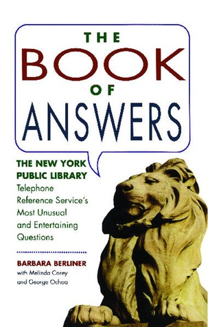 Book of Answers by Barbara Berliner